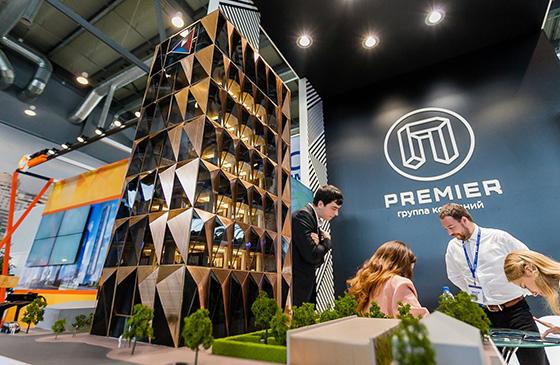 Проект «РМК Арена» представили на консилиуме 100+ Russia